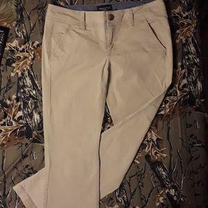 American Eagle Khakis, Size 6
